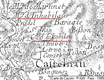 Moulins du Temple de Castelnau