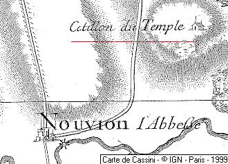 Maison du Temple de Catillon