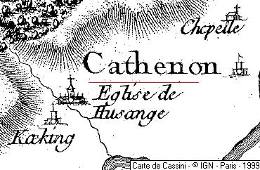 Maison du Temple de Cattenon
