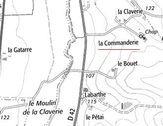 Domaine du Temple La Cavalerie