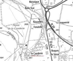 Maison du Temple de La Nougarède