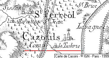 Domaine du Temple de Cazouls