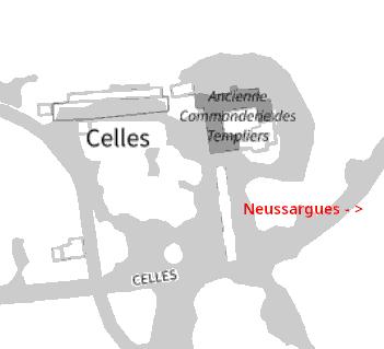 Maison du Temple de Celles