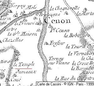 Ferme du Temple de Cenon