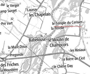 Domaine du Temple du Cerisier