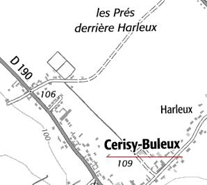 Domaine du Temple de Cérisy