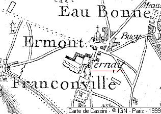Maison du Temple de Cernay-Ermont