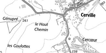 Domaine du Temple de Cerville