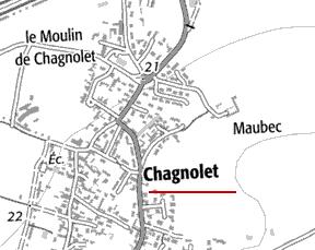 Fief du Temple de Chagnolet