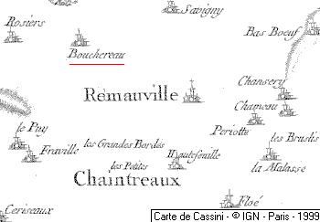 Domaine du Temple de Bouchereau