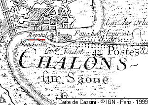 Maison du Temple de Chalon-sur-Saône