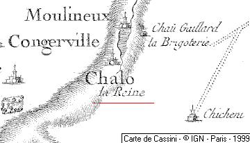 Maison du Temple de Chalou-Moulineux