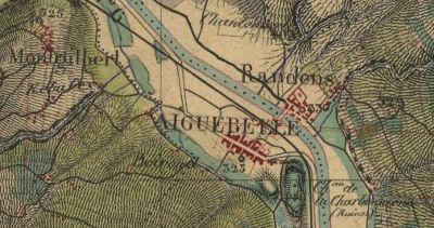 Domaine du  Temple, Aiguebelle