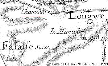 Domaine du Temple de Chamiot