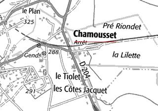 Domaine du Temple de Chamousset