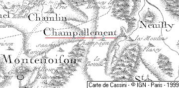 Maison du Temple de Champallement
