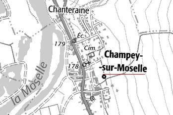 Maison du Temple de Champey