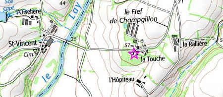 Maison du Temple de Champgillon
