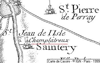 Domaine de l'Hôpital de Champlâtreux