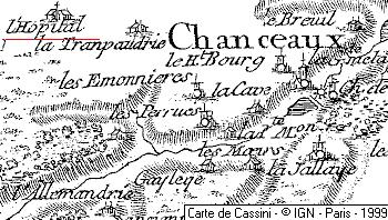 Domaine du Temple de L'Hôpital de Chanceaux