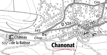 Commanderie de Chanonat