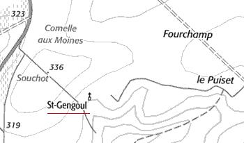 Chapelle Saint-Gengoul