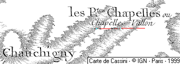 Domaine du Temple Le Chapelle-Vallon