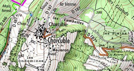 Seigneurie de Charcuble
