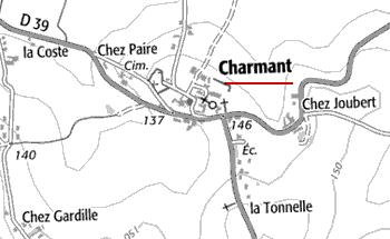 Maison du Temple de Charmant