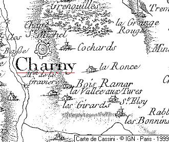 Seigneurie du Temple de Charny