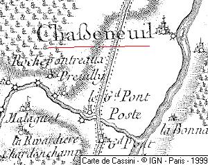 Domaine du  Temple de Chasseneuil-du-Poitou