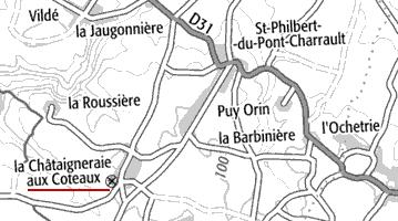 four banal de la Châtaigneraie
