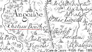 Domaine du Temple Château-Bouchet