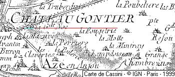 Baillage du Temple de Château-Gontier