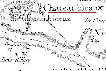 Domaine du Temple de Châteaubleau