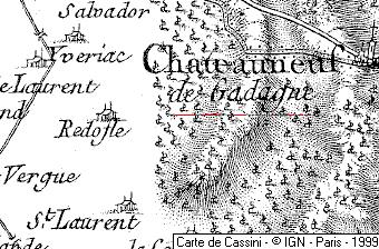 Maison du Temple de Châteauneuf-de-Gardagne