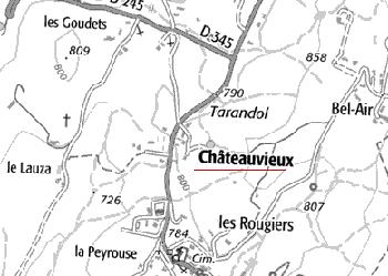 Fief du Temple de Châteauvieux