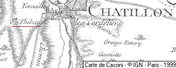 Domaine du Temple Chapelle Saint-Thibaud