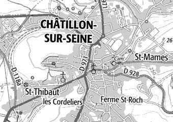 Maison du Temple de Châtillon-sur-Seine