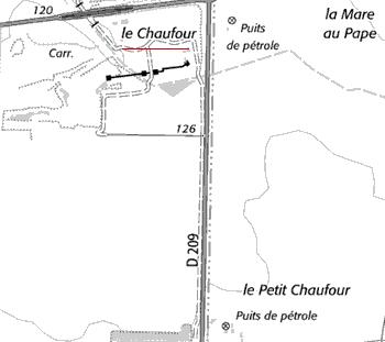 Temple de Chaufour
