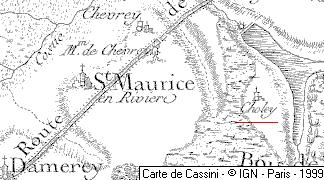 Domaine du  Temple à Chauley