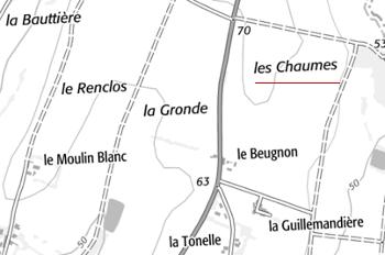 Métairie Les Chaumes