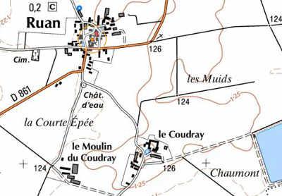 Domaine du Temple de Chaumont