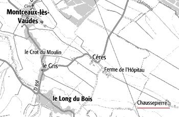 Domaine du Temple de Chaussepierre