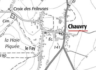 Bien du Temple de Chauvry
