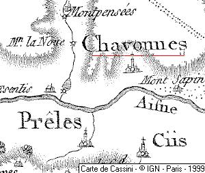 Temple de Chavonne