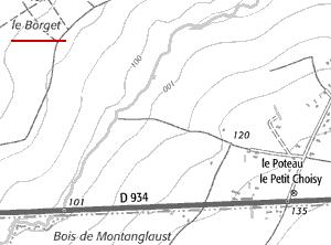 Domaine du Temple du Borget