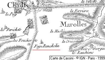 Domaine du Temple de Fay-Banchelin