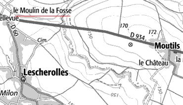 Moulin de la Fosse
