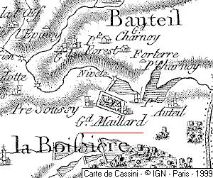 Domaine du Temple de Maillard